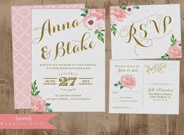 pink and gold wedding invitations 34 image pink and gold wedding invitations top garcinia