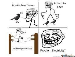 Electricity Meme - problem electricity by aminos05 meme center