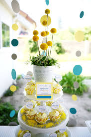 modern baby shower sprinkled with a modern baby shower hostess with the mostess