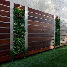 Fence Landscaping Ideas 36 Best Fence Designs Images On Pinterest Landscaping Balcony