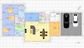 plan de maison gratuit 3 chambres maison plain pied 5 chambres avec suite parentale con plan suite