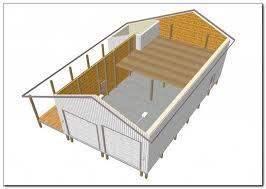 loft barn plans pole barn plans with loft willdrost