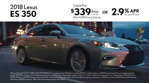 lexus gs 350 lease questions new special 2018 lexus es 350 special 339 mo lease 2 9 apr