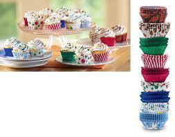 halloween cupcake liners amazon com multicolor designer cupcake wrappers 300pc christmas
