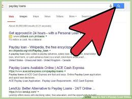 how to get a payday loan online 14 steps with pictures