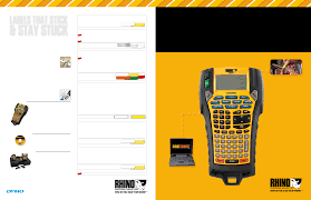 dymo printer rhino 6000 user guide manualsonline com