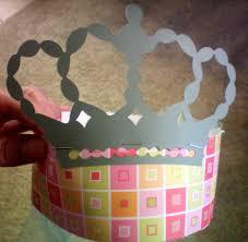 paper princess crowns u0026 dollar wands kids craft craft o maniac