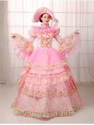long sleeve pink royal dress for women elegant royal fancy dress