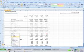 financial statements excel exol gbabogados co