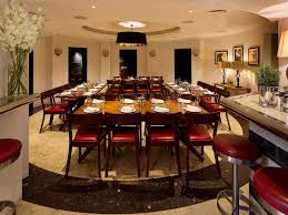Round Dining Room Sets Friendly Atmosphere Private Dining Rooms At London Restaurants Time Out London