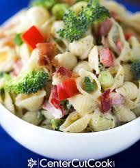 Cold Pasta Salad Recipe Easy Ranch Pasta Salad Recipe