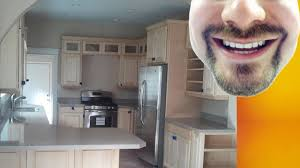 installing kitchen cabinets youtube build install kitchen cabinets scratch youtube billion estates