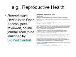 computer basics for publishing your article e g reproductive
