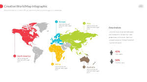 Powerpoint World Map by Ideo Powerpoint Presentation Template By Vuuuds Graphicriver