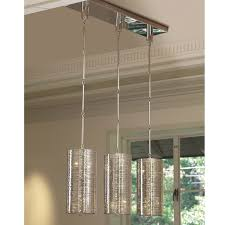Track Light Pendant Interior Cheap Lighting Home Kitchen Fancy Decorative Chrome