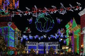 The Dancing Lights Of Christmas by The Osborne Spectacle Of Dancing Lights Attractions Magazine
