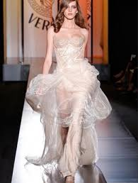 versace wedding dresses wedding worthy gowns from haute couture 2012 wedding