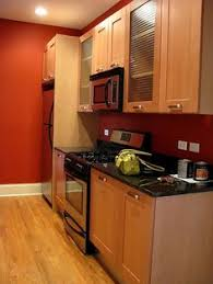Red Color Kitchen Walls - red kitchen walls what color to paint kitchen walls with red