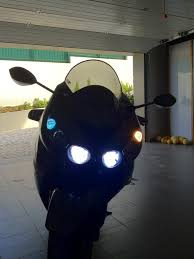 lights zzr 1400 touring