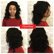 how to curl loose curls on a side ethnic hair shoulder length loose curl crochet braids with knotless side