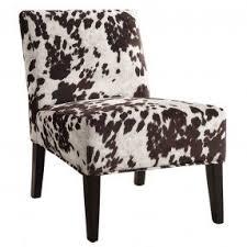 Faux Cowhide Cowhide Chair Foter