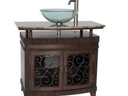 Bathroom Vanities With Vessel Sinks by Bathroom Vanity Bathroom Rectangular Modern Bathroom Vanities