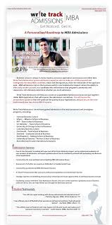 Mba Candidate Resume Executive Mba Essay Samples