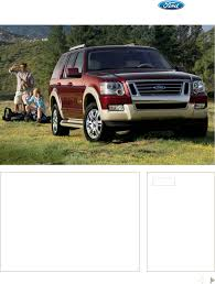 100 2007 ford explorer owners manual fuse panel diagram