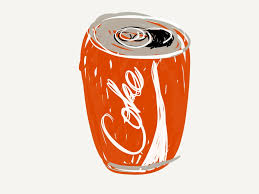 coca cola halloween horror nights 2016 cocacola coke can drawing sketch doodle paper fiftythree