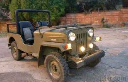 gypsy jeep jeep gypsy alteration done mysore quikrcars bangalore