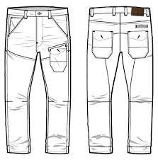 menswear flat sketches by brenda hawley on dropr