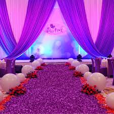 light pink aisle runner new 10 m roll 1 2m wide shiny purple pearlescent wedding carpet t