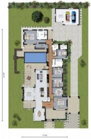luxury house plans with pools 115 best house plans images on house floor plans