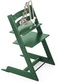 Forest High Chair Stokke Tripp Trapp High Chair Forest Green