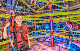 fritz u0027s adventure family attraction in branson mo