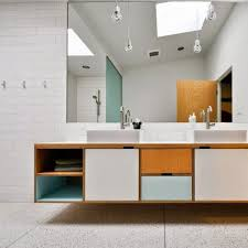 mid century modern bathroom design p turn back the clock and get inspired by mid century style s