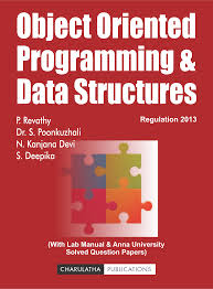 charulatha publications object oriented programming u0026 data structures