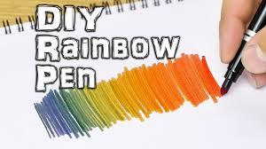 rainbow coloring hacks kids