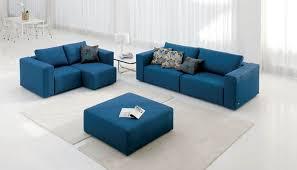 Design Sofa Modern Blue Modern Sofa