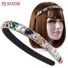 sparkly headbands hair accessories korean fashion trendy chic sparkly