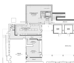 Church Fellowship Hall Floor Plans Building Interior U2014 Westmoreland Congregational United Church Of