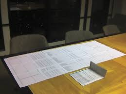 format excel sheet for printing excel for litigators tips to present numbers and calculations at