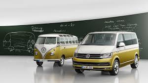 volkswagen multivan 2017 vw multivan special edition celebrates bulli u0027s 70th anniversary