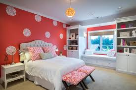coral bedroom ideas coral bedding sets in bedroom contemporary with teen room next to