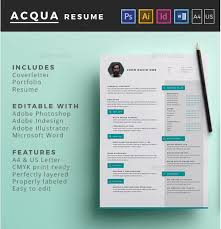 Free Indesign Resume Template Top 27 Best Free Resume Templates Psd U0026 Ai 2017 Colorlib