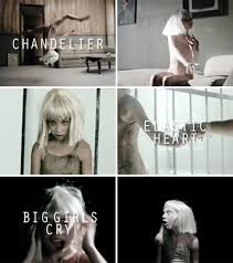 Maddie Chandelier Why Everyone Should Watch Sia U0027s Music Video Trilogy