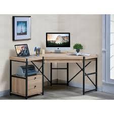 Corner Desk Designs Alluring Exciting Corner Desk Design 11 Gorgeous Designs For Any