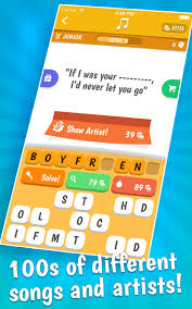 song quiz android apps on google play