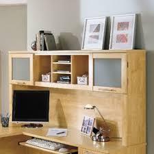 red barrel studio powder hollow computer desk with hutch u0026 reviews