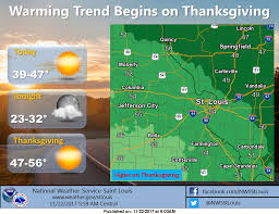 mild weather for thanksgiving and the weekend vandalia radio